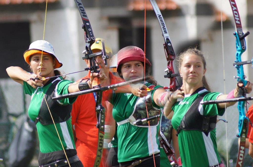 Sukcesy żywieckich łuczników na Ogólnopolskiej Olimpiadzie Młodzieży