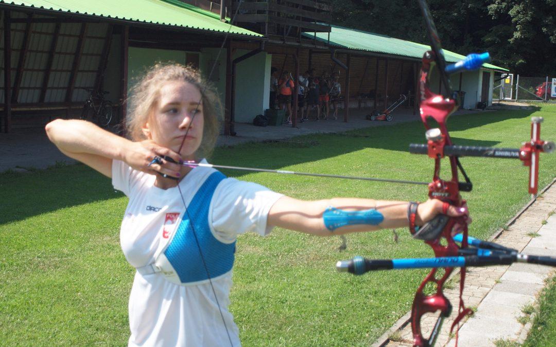 Karolina Jurasz z dwoma medalami!